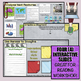 Text Features: DIGITAL Interactive Graphic Organizers