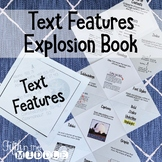 Text Features Explosion/Stretch Book