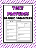 Text Features Graphic Organizer