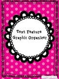 Text Features Graphic Organizer Author Characters Setting Major Events