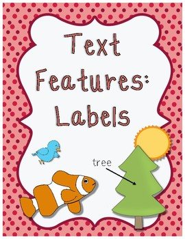 Text Features: Labels