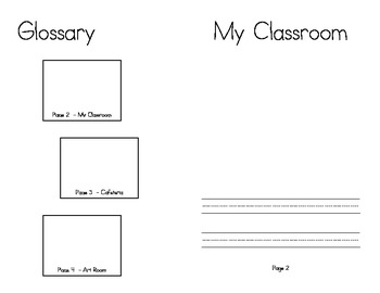 Text Features Mini-Book Activity