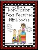 Text Features Activities Foldables
