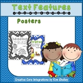 Text Features Mini Poster Set