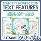 Text Features Passages Bundle