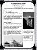 """Text Features: Photographs and Captions: """"Towers in the Sea""""-Icebergs"""