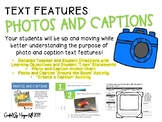 Text Features: Photos and Captions
