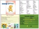 Anchor Chart or Text Features Poster Display or Matching Literacy Activity