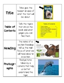 Text Features Poster or Sort