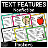 Text Features Posters (Non-Fiction)