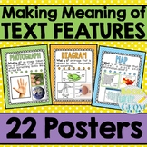 Text Features Posters ONLY