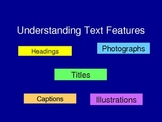 Text Features Powerpoint