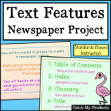 Text Features Project on PROMETHEAN BOARD