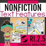 Nonfiction Text Features RI2.5
