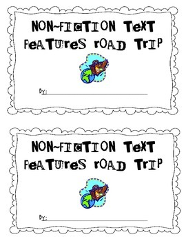Text Features Road Trip