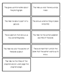Text Features Scavenger Hunt and Flipbook