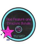 Text Features & Structure Bundle