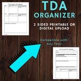 Text Features TDA Organizer