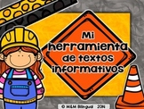 Text Features Tool Kit {SPANISH}