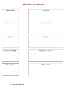 Text Features and Author's Purpose for FICTION