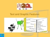 Text Features and Graphic Features Interactive Lesson