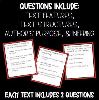 Text Features and Text Structures SCOOT