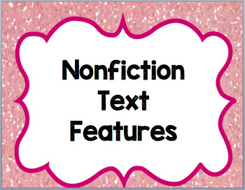 Text Features in English and Spanish