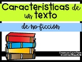 Text Features in Spanish