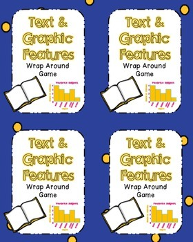 Text & Graphic Features Wrap Around Game