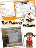 Nonfiction Text & Graphic Features Interactive Notebook Fo