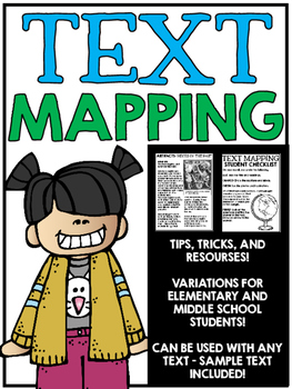 Text Mapping: Close Reading Strategies for Reading Comprehension