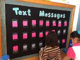 Text Me Bulletin Board Phones