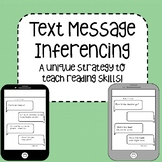 Text Message Inferencing!