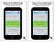 Text Message Talk *ELA Grammar Standards* Grades 3-5 Common Core Aligned