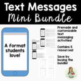 Text Messages Mini Bundle