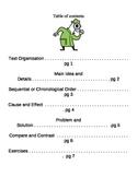 Text Organization book