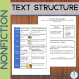 Nonfiction Text Features: Text Organization in a Nutshell!