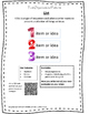 Text Organizational Patterns Stations/Interactive Notebook Activity