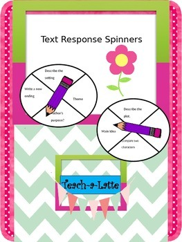 Text Response Spinners