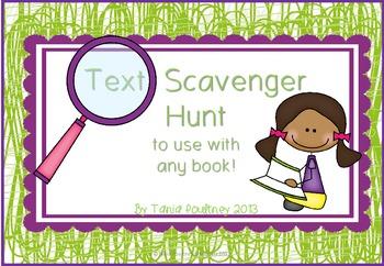 Text Scavenger Hunt