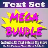 Text Set Mega Bundle - Argumentative & Informational (All