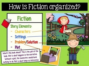 Boom Cards ELA   TEXT STRUCTURES   STORY ELEMENTS   READING