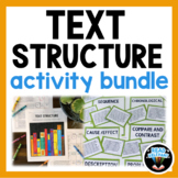 Text Structure Activity Bundle