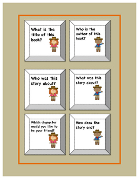Text Structure Activity with a Partner