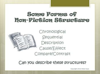 Text Structure Bundle