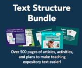 Text Structure Bundle