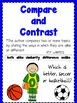 Text Structure Bundle (games, activities, assessment) 3rd, 4th, 5th grades