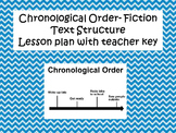 Text Structure- Chronological Order-Fiction