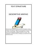 Text Structure Description Writing