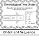 Text Structure Flip Book